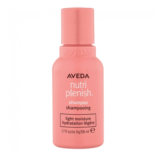 Aveda Nutriplenish™ hydrating shampoo light moisture 50ml