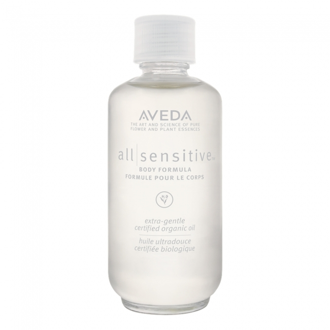 Aveda all sensitive body formula 50ml