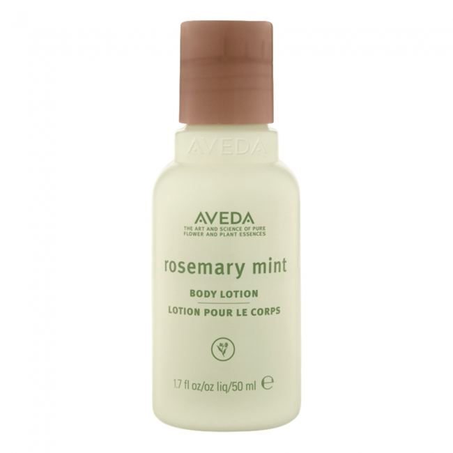 Aveda rosemary mint body lotion 50ml