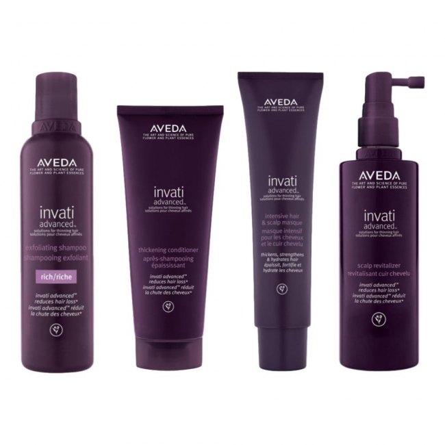 invati advanced™ system set rich + masque