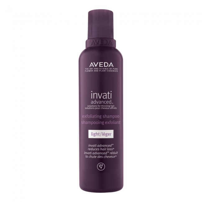 Aveda invati advanced™ exfoliating shampoo: light