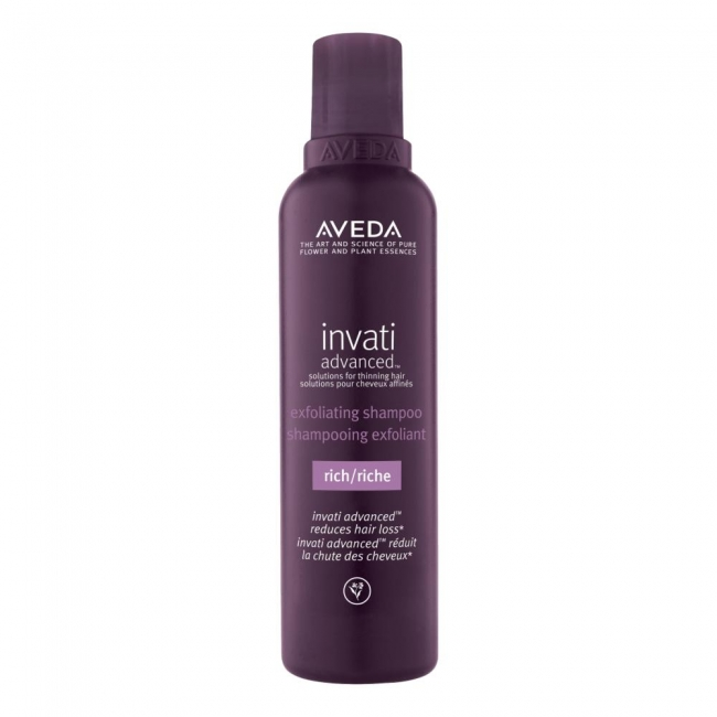 Aveda invati advanced™ exfoliating shampoo: rich