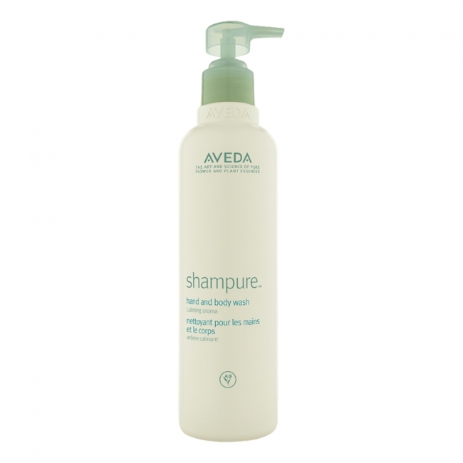 Aveda shampure hand and body wash 250ml