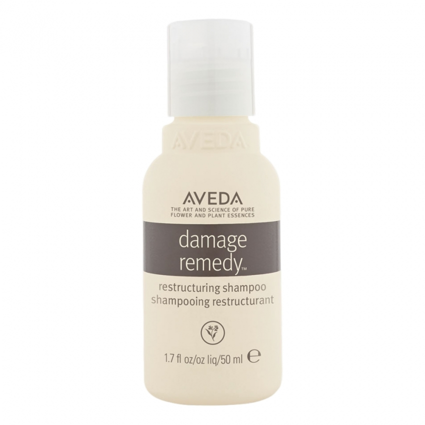 Aveda damage remedy restructuring shampoo 50 ml