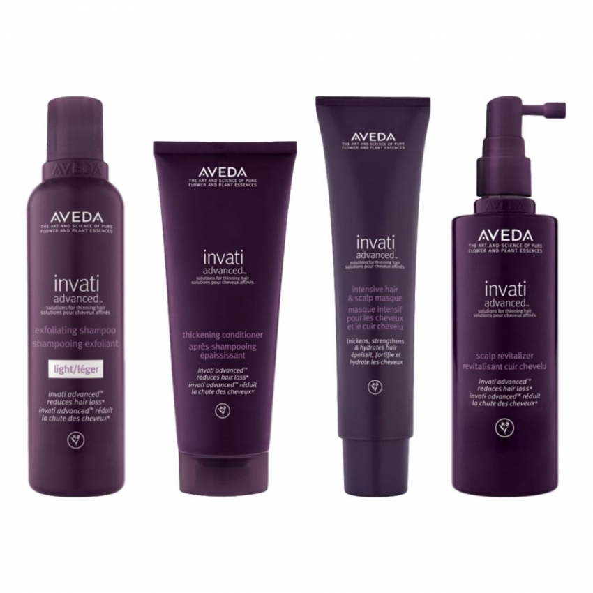invati advanced™ system set light + masque